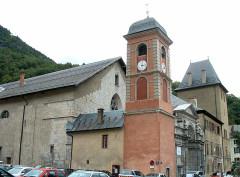 Cathédrale Saint-Pierre de Moûtiers - Français:   Moûtiers - Cathédrale Saint-Pierre