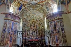 Sanctuaire de Notre-Dame des Vernettes - Français:   Notre-Dame des Vernettes, Peisey-Nancroix, Savoie.