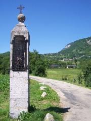 Oratoire Notre-Dame de Bon-Secours - English: The oratoire de Bon-secours of Saint-Alban-Leysse near Chambéry in Savoie, France.