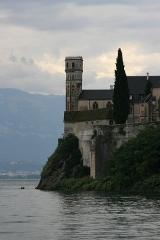 Abbaye de Hautecombe -  Abbaye de Hautecombe aux bords du Lac du Bourget