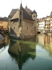 Palais de l'Isle - Palais de l'Isle à Annecy (Haute-Savoie, France).