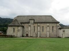 Abbaye de Mélan - la Chartreuse de Mélan, une abbaye de Taninges