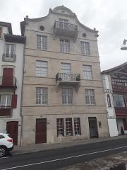 Maison de Ravel - Euskara: