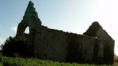 Chapelle Sainte-Ergouëfle -  chapelle saint erguouefe vue de face