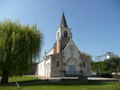 Ancienne église Saint-Clément -  L'Église Saint-Clément, située à Mâcon (France).