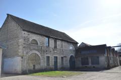 Demeure d'industriel dite Château des Forges - Français:   Pesmes (Haute-Saône, France) - Château des forges