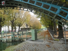 Canal Saint-Martin - Français:   Le Canal St Martin