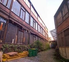 Ensemble immobilier - English: 5 cité de la Roquette, Paris XIe arrondissement, France.