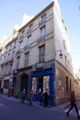 Ancien hôtel particulier - Français:   Hôtel particulier 19 rue Bonaparte Rue Visconti