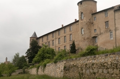Palais épiscopal -  Episcopal Palace