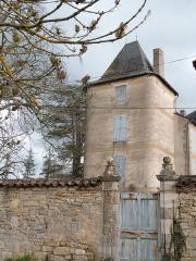 Château de Toulonjac - Français:   Château de Toulonjac (Inscrit Classé)