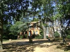 Castelet de Croix-Daurade - English: Little Castle in Toulouse (France). XIXth century