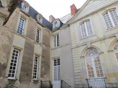 Hôtel du Tertre de Sancé - This image was uploaded as part of Wiki Loves Monuments 2012.