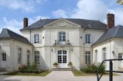 Ancien logis abbatial des Prémontrés, actuel Hôtel de Ville - Français:   Hôtel de Ville de Villers-Cotterêts, Aisne, Picardie, France