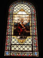 Eglise Saint-Vivien - English: Église Saint-Vivien de Saintes, vitrail 04
