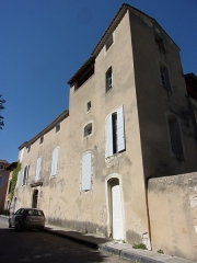 Ancien hôtel de Cheylus ou immeuble Valette - Français:   Hôtel de Cheylus