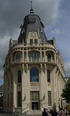 Hôtel des Postes -  Hôtel des Postes de Chartres, France.