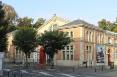 Cirque et manège - English: Reims, the Manège