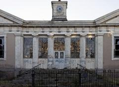 Palais de Justice -  L'ancien palais de justice de Mayenne.