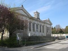 Palais de Justice -  Le palais de justice de Mayenne