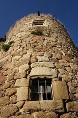 Château de Soubreys - Français:   Tour du Chateau de Soubrey (Sallettes - Haute-Loire) - Avant rénovation