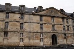 Caserne Duguesclin ou centre Duguesclin -  Quartier Du Guesclin à Niort
