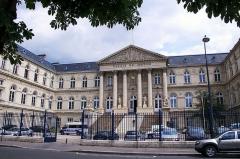 Palais de Justice - Français:   Palais de justice
