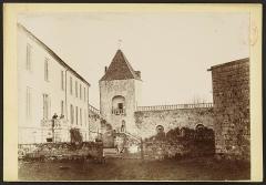 Château de Benauge -