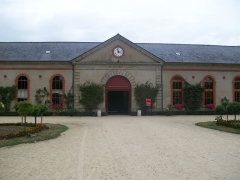 Haras national - This building is indexed in the Base Mérimée, a database of architectural heritage maintained by the French Ministry of Culture, under the reference PA00135279 .