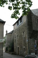 Remparts - Français:   Remparts, Rue Guérin (Inscrit, 1995)