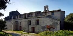 Couvent de l'Annonciation -  Morsiglia (Corsica) - Couvent de l'Annonciation et son église