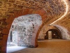 Fort Dorsner (également sur commune d'Auxelles-Bas) - This image was uploaded as part of Wiki Loves Monuments 2012.