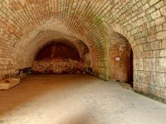 Fort Dorsner (également sur commune d'Auxelles-Bas) - French photographer and historian