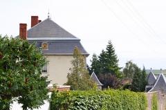 Château - Français:   Château d\'Eulmont