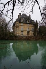 Château de Ville-sur-Saulx - Français:   vues à Ville-sur-Saulx.