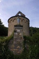 Chapelle d'Aulignac - This building is inscrit au titre des monuments historiques de la France. It is indexed in the base Mérimée, a database of architectural heritage maintained by the French Ministry of Culture,under the reference PA00135429 .