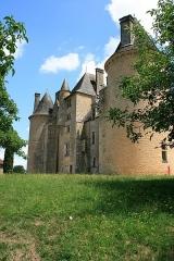 Domaine de Montal -  Château de Montal à Saint-Jean-Lespinasse, Lot