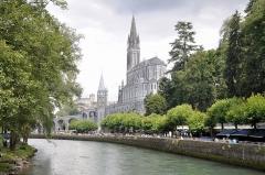 Domaine du sanctuaire de Lourdes - Français:   Sanctuaire de Lourdes (Inscrit)