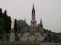 Domaine du sanctuaire de Lourdes - Sanctuaire de Lourdes (Inscrit)
