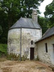 Ancien hermitage Saint-Jean - Français:   Hermitage Saint-Jean (Inscrit)