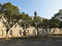 Lycée Victor-Hugo - This image was uploaded as part of Wiki Loves Monuments 2012.