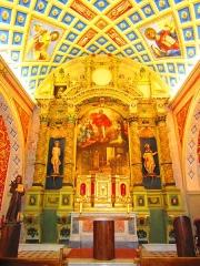 Chapelle Saint-Bernardin -  st Bernardin Antibes autel
