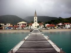 Eglise Saint-Henri -  Les Anses d'Arlet, Martinique