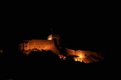 Château fort - English: taken during 2010 military pilgrimage