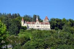 Château de Machuraz - French Wikimedian, software engineer, science writer, sportswriter, correspondent and radio personality