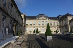 Hôtel de ville - Français:   Hôtel de ville de Soissons, Aisne, France