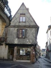 Maison de Jeanne d'Arc - English: Jeanne d'Arc's House Moulins