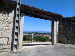 Vestiges de l'ancienne fonderie - La Voulte-sur-Rhône - ancienne fonderie