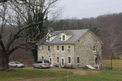Grotte du Bouchon - English: en:Jacob Funk House and Barn is a historic home located at Springfield Township, Bucks County, Pennsylvania. House, view from Route 212.       This is an image of a place or building that is listed on the National Register of Historic Places in the United States of America. Its reference number is 07000030