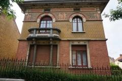 Maison - English: Vue la maison de Vitale_MOLINARI .
